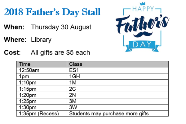 Fathers Day Stall.PNG
